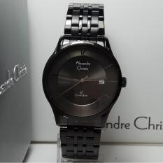 Harga Alexandre Christie Jam Tangan Pria Alexandre Christie Ac8525Md Classic Black Stainless Steel Alexandre Christie Ori