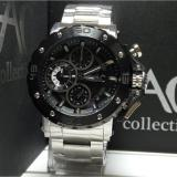 Review Terbaik Alexandre Christie Jam Tangan Pria Alexandre Christie Ac9205Mc Chronograph Ac Collection Silver Stainless Steel