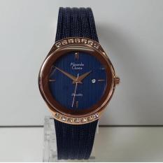 Rp 1080000 Alexandre Christie Jam Tangan Wanita AC2668LD Tranquility Blue Rosegold Stainless SteelIDR1080000