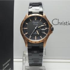 Iklan Alexandre Christie Jam Tangan Wanita Alexandre Christie Ac5010Ld Sport Black Rosegold Stainless Steel