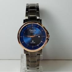 Jual Alexandre Christie Jam Tangan Wanita Alexandre Christie Ac8545Ld Sapphire Grey Ring Rosegold Stainless Steel Dial Blue Indonesia Murah