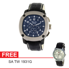 Harga Alexandre Christie Mens Fashion Watch Hitam Stainless Ac 8293 M Fb Gratis Swiss Army Tw 1931 Dan Spesifikasinya
