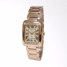 Harga Alexandre Christie Passion 2660Lhbrgrg Stainless Steel Bracelet Jam Tangan Wanita Rose Gold Dki Jakarta