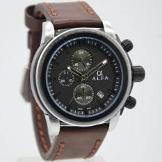 ... Swiss Army Jam Tangan Pria Triple Time Leather Strap Sa 70804 Ad Tulis Ulasan Untuk Produk