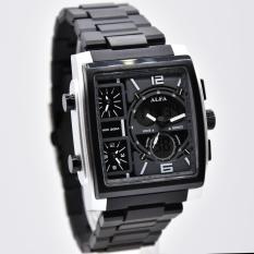 ALFA AF-880054 Stainless Steel Black Silver