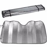 Jual Alfati 236 Sun Shield Pelindung Dan Penahan Panas Kaca Dan Dashboard Mobil Silver Alfati 236 Branded