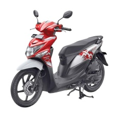 ALL NEW BEAT POP ESP CBS ISS PIXEL - GROOVY RED WHITE KAB. MAGELANG