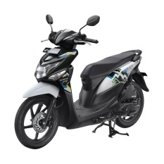 ALL NEW BEAT POP ESP CW PIXEL - HARMONY BLACK WHITE KAB. BARITO UTARA