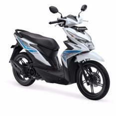 ALL NEW BEAT SPORTY ESP CW - DANCE WHITE KAB. NGAWI