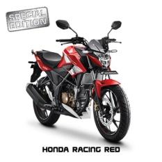 ALL NEW CB150R STREETFIRE - HONDA RACING RED KOTA BALIKPAPAN