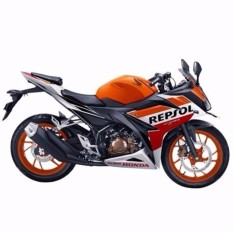 ALL NEW CBR150R - MOTO GP REPSOL RACING RED KAB. BANJARNEGARA