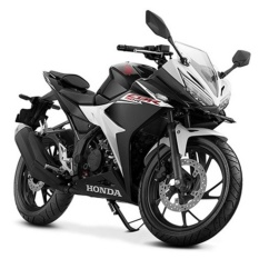 ALL NEW CBR150R - SLICK BLACK RED KAB. BARITO UTARA