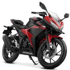 ALL NEW CBR150R - VICTORY BLACK RED KAB. KLATEN