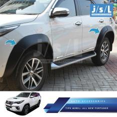 All New Fortuner Over Fender Activo / Aksesoris Toyota Fortuner
