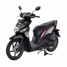 Honda All New BeAT eSP FI POP Comic CW Tone Black OTR Jakarta,tangerang,Banten