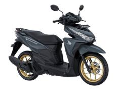 ALL NEW VARIO 150 ESP - EXCLUSIVE MATTE BLACK KOTA BALIKPAPAN