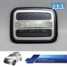 All New Xenia Tank Cover Luxury Black / Tutup Tangki Bensin
