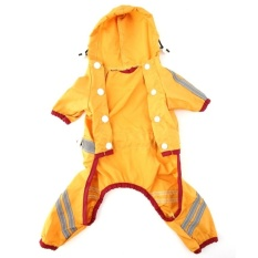 "Allwin Bandung Foto: ""Anjing Jas Hujan Shirtsclothingrain Jaket Orange-Intl"