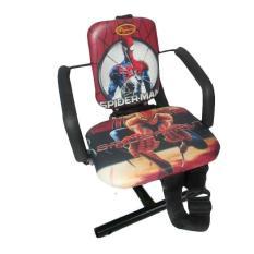 Alpina Spiderman Kursi Bonceng Anak untuk Boncengan di Motor Matic