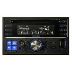Jual Beli Alpine Cde W233Eh Double Din Cd Mp3 Usb Aux Ipod Iphone Control Dki Jakarta