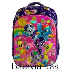 Alto Kids Tas Ransel BAT-02 + Waterproof + Anti Gores