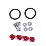 Perbandingan Harga Aluminium Alloy Quick Release Fastener Fixed Button Kit For Car Bumper Trunk Intl Yysl Di Tiongkok
