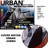 Toko Amanah1 Store Cover Selimut Pelindung Motor Urban Jumbo Amanah1 Store Dki Jakarta