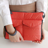 Jual Amart Organizer Sleeve Pouch Storage Ipad Bag Travel Ipad Mini Soft With Handles Red Intl Import