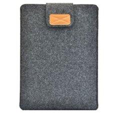 Harga Amart Lembut Tas Laptop Case Cover Anti Scratch Untuk 13 Inch Macbook Air Laptop Tablet Dark Grey Intl Yang Murah Dan Bagus