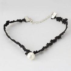 Amefurashi Kalung Cantik & Manis Choker A82 Elegant Vintage Necklace