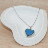 Review Tentang Amefurashi Kalung Mood Love Beauty Necklace Changing Color