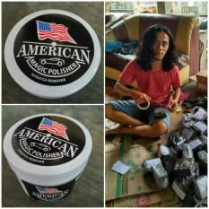 Beli American Magic Polish Polisher Bodi Baret American Magic Polisher Dengan Harga Terjangkau