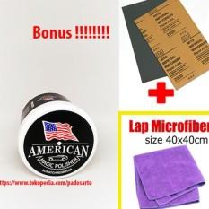 American Magic Polisher body baret Original
