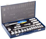 Harga American Tool 1 2 Dr 6Pt 12 Pt Socket Wrench Set 23 Pcs Original