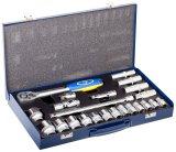 Miliki Segera American Tool 1 2 Dr 6Pt 12 Pt Socket Wrench Set 23 Pcs