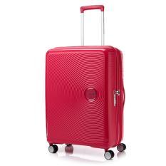 American Tourister Koper Curio Spinner 80/30 EXP TSA-Pink