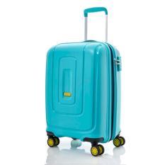 Spesifikasi American Tourister Koper Lightrax Spinner 55 20 Tsa Turquoise
