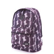 Beli American Tourister Tas Mod Mod Basic Backpack Grey Online Murah