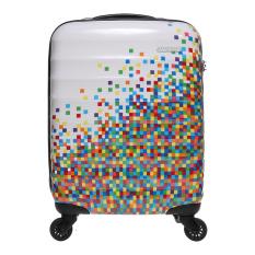 Harga American Tourister Para Lite Spinner 55 20 Pixel Tsa Luggage White American Tourister Asli