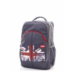 American Tourister Tas Zook Backpack 01 - Grey