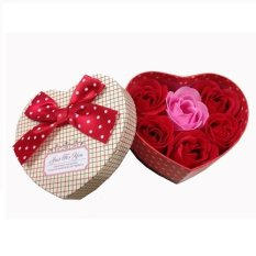 Beli Anekaimportdotcom Buket Bunga Valentine Days Small Merah Anekaimportdotcom Online