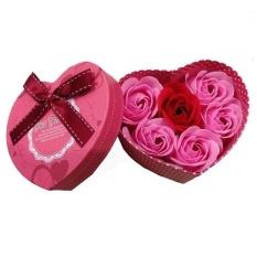 Jual Anekaimportdotcom Hadiah Bunga Valentine Day Small Pink Ori