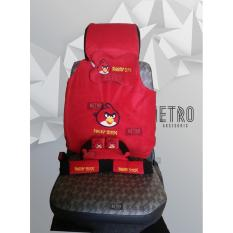 Angry Bird Bantal Set 5 in 1