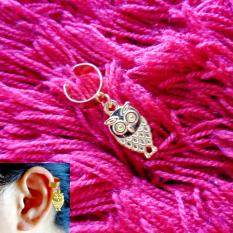 Anneui - EE0132 (clip earrings/anting jepit tanpa tindik/anting pria-wanita)
