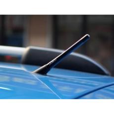 Antena Penguat Sinyal Radio Mobil Karbon Fiber Carbon Metal