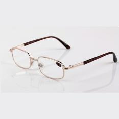 Anti-Kelelahan Paduan Bingkai Kacamata untuk Membaca + 2.0