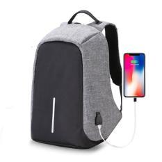 Harga Anti Theft Backpack Pria And Wanita Smart Reflective Pengisian Usb Kain Oxford Korea Versi Komputer Paket Bisnis Travel Bag Oem Ori