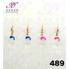 Anting Anak Lapis Emas Perhiasan Imitasi Gold 18K Yaxiya Jewelry 489