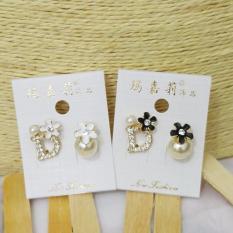 Anting Dior Murah Anting Murah Anting Pesta Murah Anting Fashion Anting Bunga Earring E01239