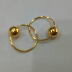 Anting Emas Asli Kadar 700 Anting Bayi Anting Baby